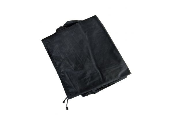 Abdeckhaube Fisolo 225x190x85 cm  schwarz