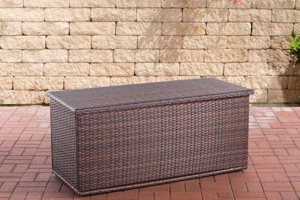 Auflagenbox Comfy 125 braun-meliert