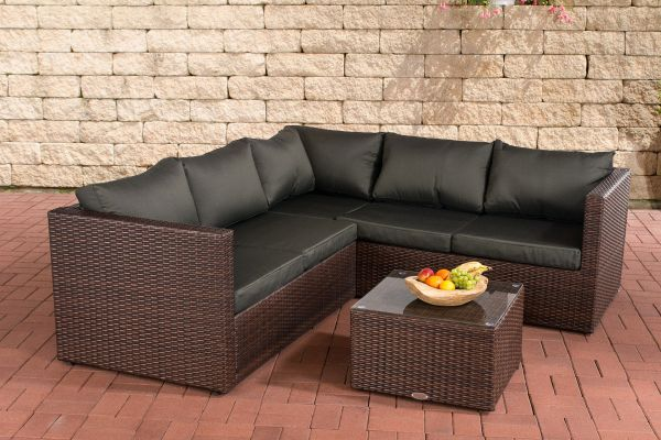 Poly-rotan loungeset LIBERI, 1,25 mm