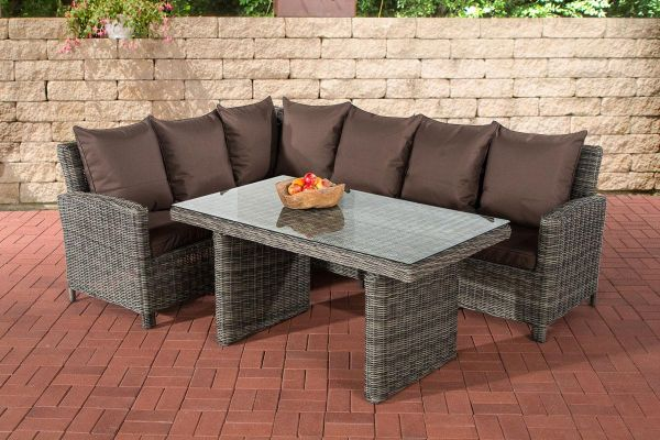 Lounge Dining Set Bermeo 5mm