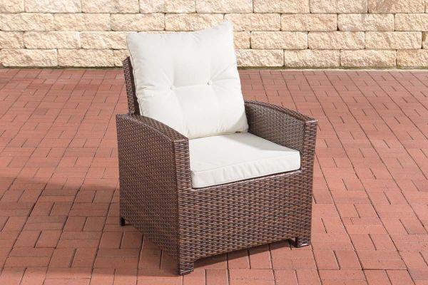 Polyrotan fauteuil Fisolo