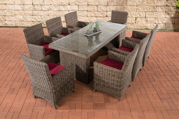 Dining Tuinset FONTANA XL