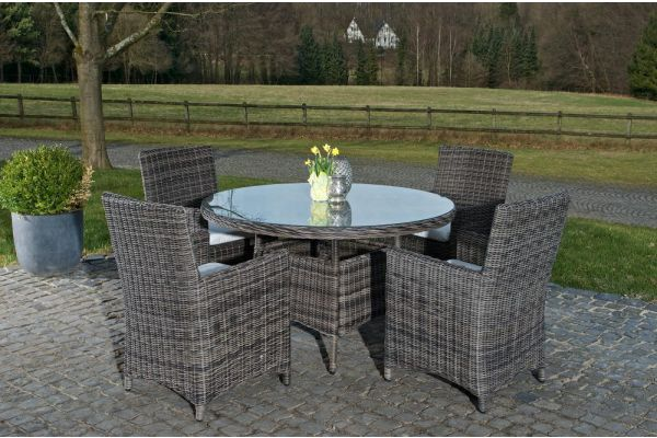 Tuinset Wicker PINELLA
