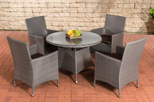 Tuinset Wicker SANREMO