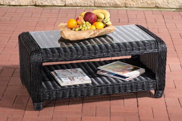 Tisch San Fernando schwarz