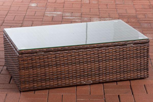 Lounge tafel Tibera 1,25 mm Polyrotan